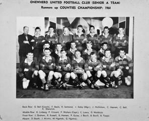 1964 ORFC Senior A