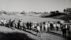 Pukekohe Stadum Opening 1971