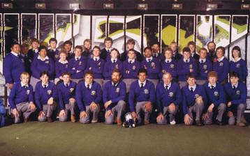 1984 ORFC U21 Oz Tour