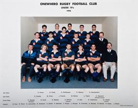 1993 ORFC U19
