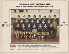 1978 ORFC Senior A