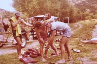 1981 ORFC South Island Tour  8