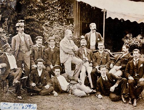 The boyz 1897