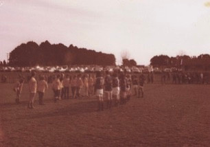 ORFC Woman's Game  1970's
