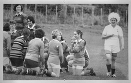 ORFC Women's Game 1960's   1