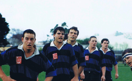 1994 ORFC Senior Lineout