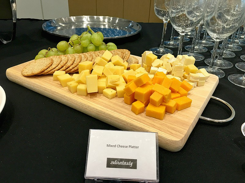 Mixed Cheese Platter