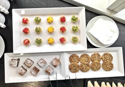 Mini Fruit Tart_Chocolate Brownie