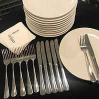 Tableware & Equipment Rental
