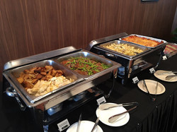 Buffet lunch of 50 pax at law firm