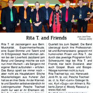 Rita T. and Friends