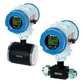 Oval Electromagnetic Flowmeter
