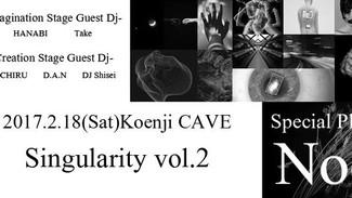 2/18 Singularity vol.2