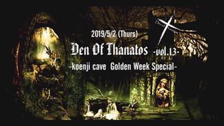 5/2 Den Of Thanatos -vol.13-