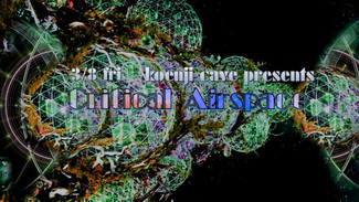 3/8 Critical Airspace