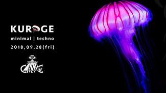9/28 Kurage - minimal | techno