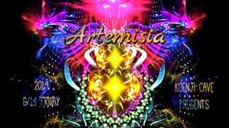 6/14 koenjicave presents * Artemisia *