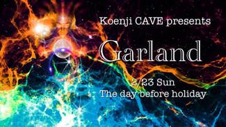 2/23 koenjicave presents * Carland *