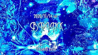 11/14 Koenji Cave presents * BRINK *