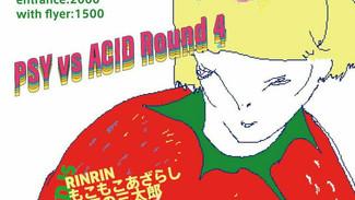 6/16 Linoleum~Psy vs Acid Round 4~