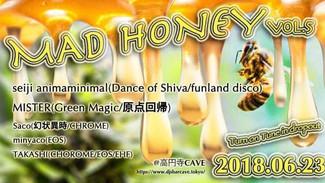 6/23 <<MAD HONEY vol.5 >>