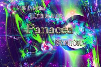11/2 Koenji Cave presents * Panacea *
