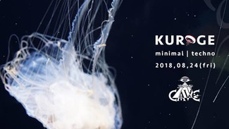 8/24 Kurage - minimal   techno
