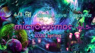 4/3 koenjicave presents * microcosmos vol.5 *