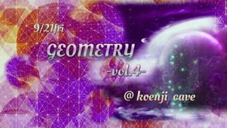 9/21 GEOMETRY vol.4