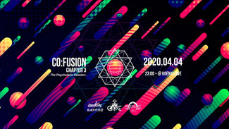 4/4 Co:Fusion Chapter 3 - The Psychedelic Session -