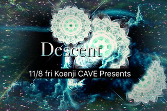 11/8 koenjicave presents * descent *