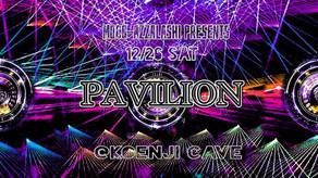 12/26 もこもこあざらしPresents【Pavilion】