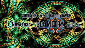 1/24 〜GEOMETRY vol.12〜