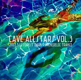 5/12 CAVE ALL STARS Vo.3
