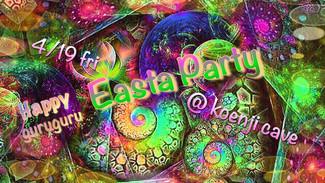 4/19 koenjicave presents *Happy  guruguru Easter Party*