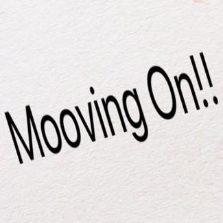 12/8 Mooving On!!