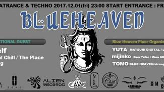 12/1 *BLUE HEAVEN*