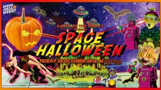 10/26 SPACE Halloween - #ageHalloween Day1-