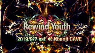 9/7 PsyTrance Portal Party ॐॐ【Rewind Youth】ॐॐ