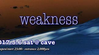 5/6 Weakness