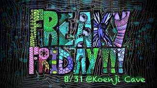 8/31 Freaky Friday
