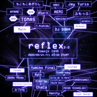 2/14 ※*× reflex ×*※ ver.3.0