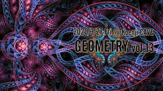 3/27 GEOMETRY vol.13