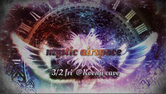 """3/2 """"Mystic airspace"""""""