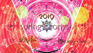 3/29 koenjicave presents -spring dionysos -