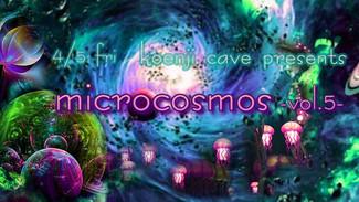 4/5 koenjicave presents  -microcosmos -vol.5-