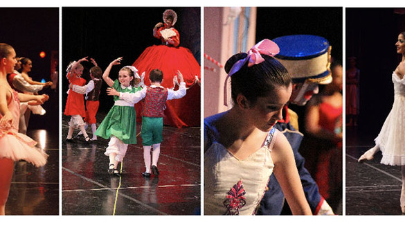 Charlotte Youth Ballet Open Auditions!