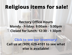Religious Items For Sale 091120.png