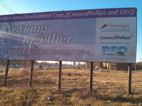 Okmulgee Business Complex:  From Refinery to Brownfield to Industrial Park