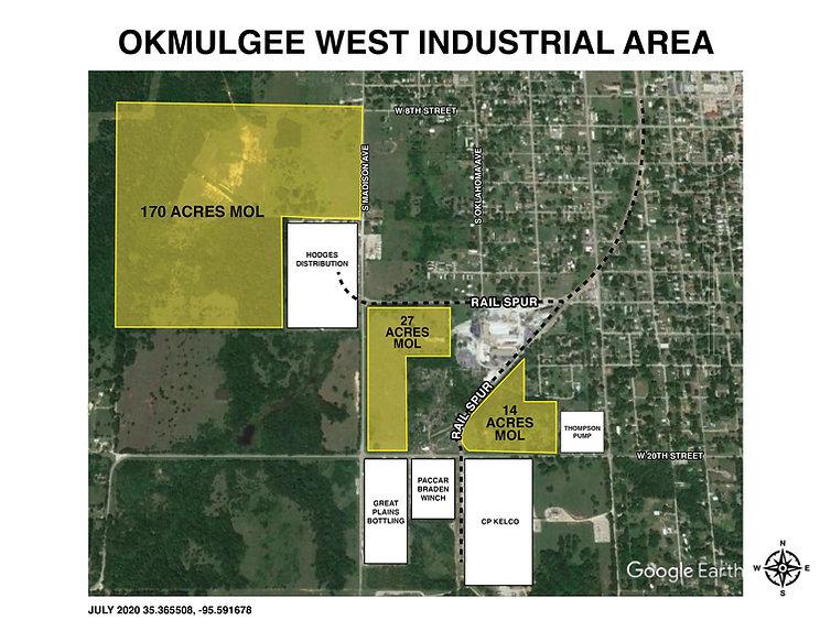 OADC_OkmulgeeWestIndustrialAreaMap_Updat